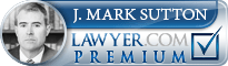 J. Mark Sutton Lawyer.com Premium Logo